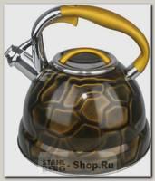 Чайник со свистком Winner WR-5011 3 литра, сталь