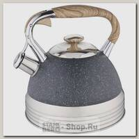 Чайник со свистком Winner WR-5029 3 литра, сталь