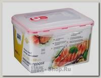Контейнер для хранения продуктов Stahlberg 4263-S 4.6 литра, 25.2х18.3х15.9 см