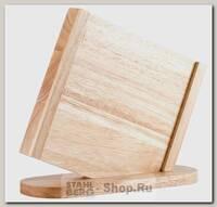 Подставка для кухонных ножей GiPFEL 8472, 27.5х25х9.5 см, акрил